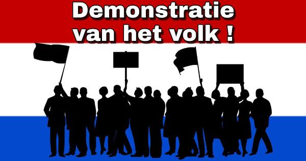 Vrijheidsnieuws – 5 mei demo Utrecht
