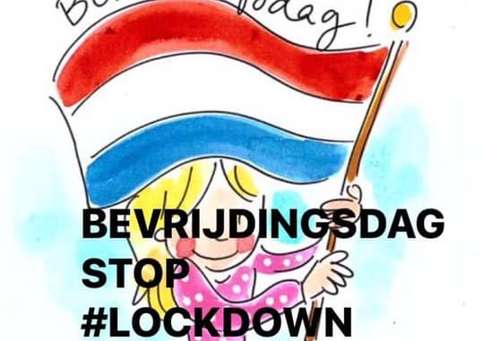 Vrijheidsnieuws – toch demo in Den Haag op 5 mei